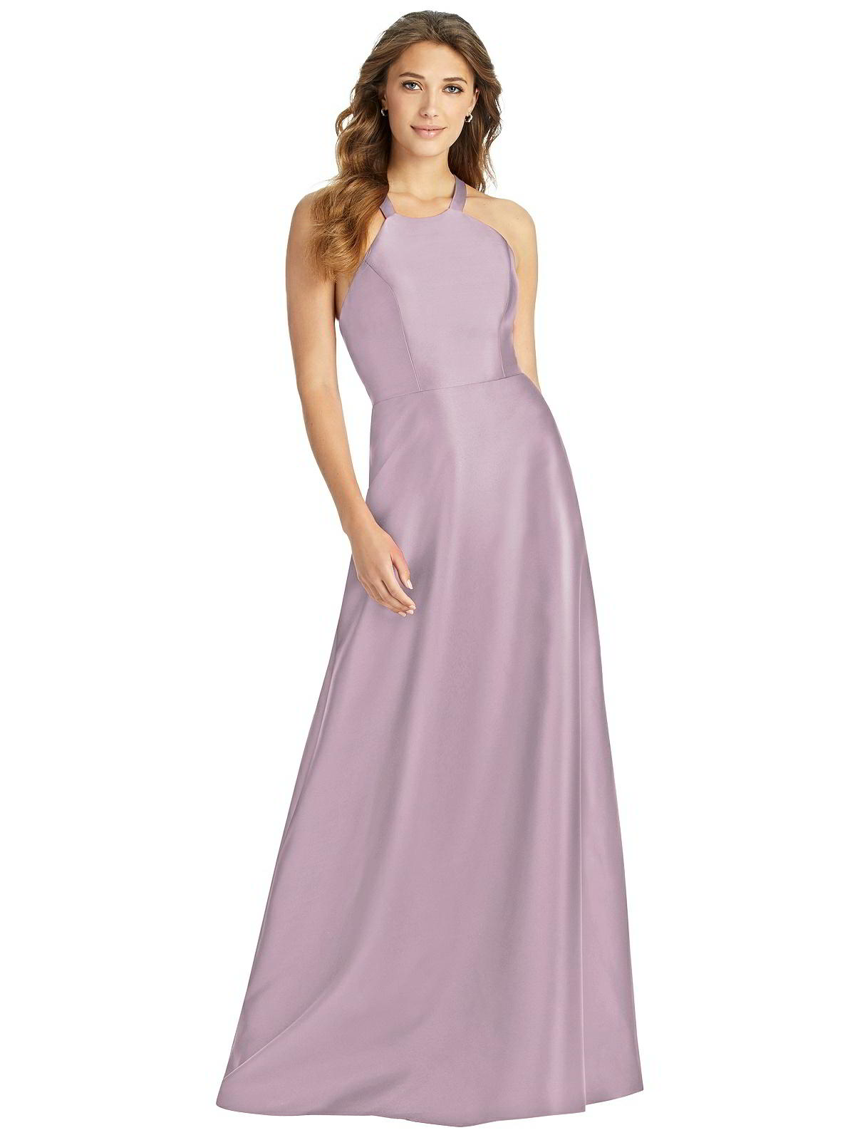 Alfred Sung Bridesmaid Dress D763