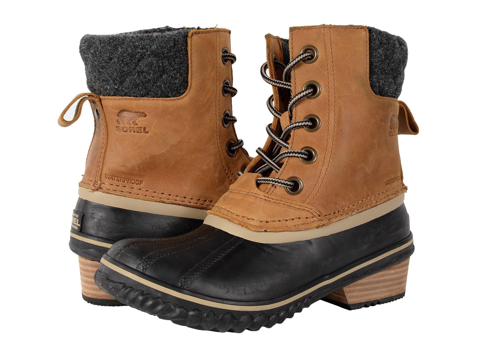 Clearance From China sorel SLIMPACK II LACE women's Mid Boots in Release Dates Cheap Price Cheapest Buy Cheap Buy View Online gHMc04