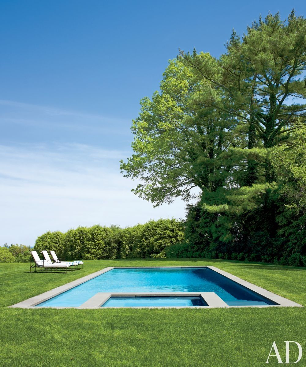 Traditional Garden With Pool: Traditional Pool By Victoria Hagan In Southport
