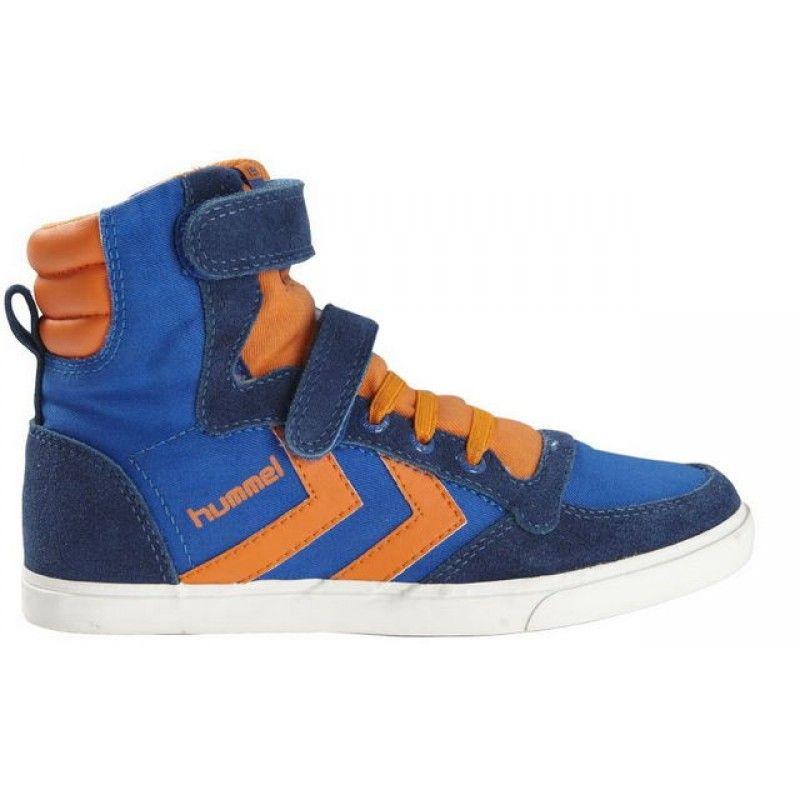 Chaussures Bleu Enfants Hummel LwkPc8ipNa