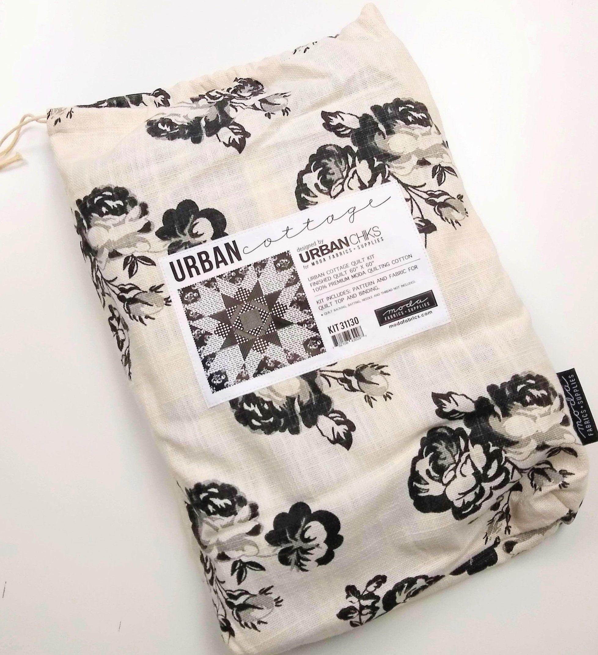 Urban Cottage Prints Kit by Urban Chiks for Moda *FREE