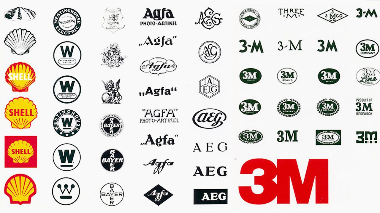 The worlds most famous logos organized by visual theme the worlds most famous logos organized by visual theme co biocorpaavc