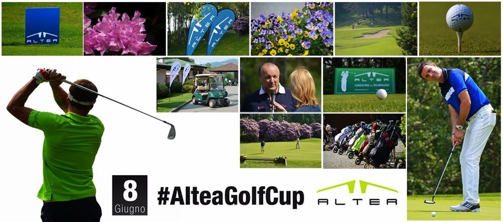 #AlteaGolfCup 8.06.2013 Golf Des Iles Borromées in Brovello Carpugnino - Lago Maggiore #real #fun and #passion with @Altea SpA