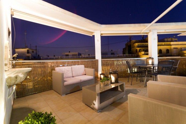 Terraza Atico Ayuntamiento 102 Vlc Valencia Luxury Aticos Apartamentos Hogar