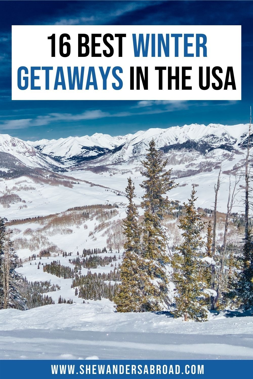 Christmas United States Vacation Packages 2021