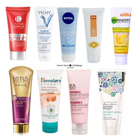 Best Face Scrubs For Dry Skin In India Our Top 10 Best Face