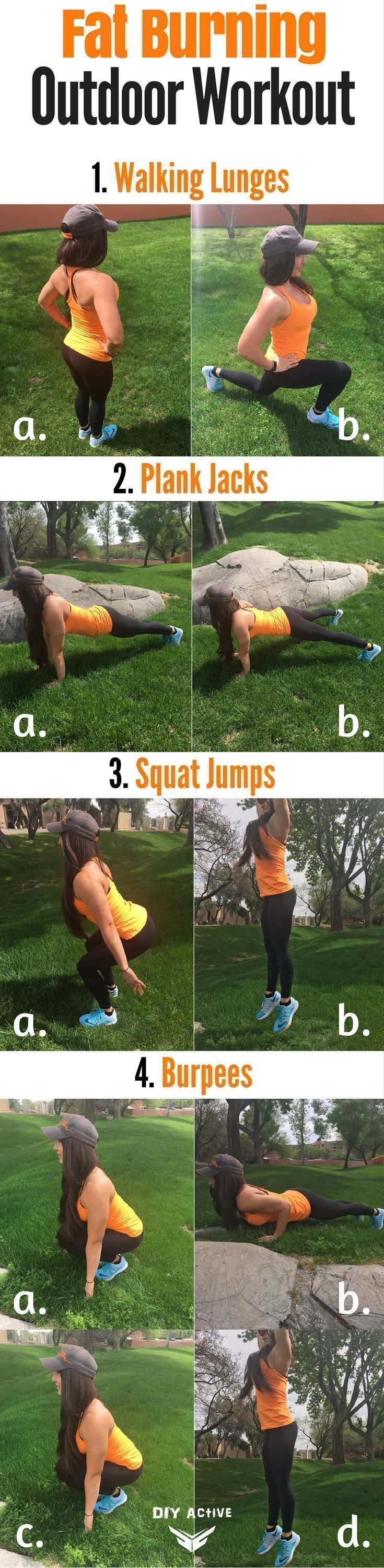 4 Outdoor Exercises for the Spring Season. As the days start to get warmer, we all crave to be outsi...