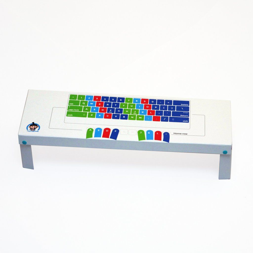 Instructional Keyboard Cover