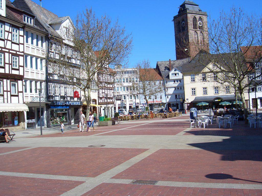 Bad Hersfeld, Linggplatz