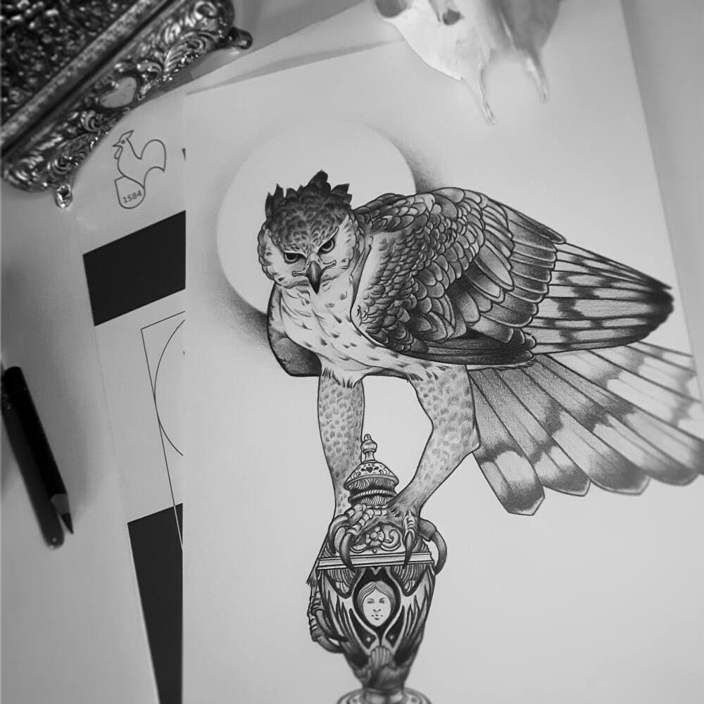 Black king tattoo ideas marcelmackarts auf instagram