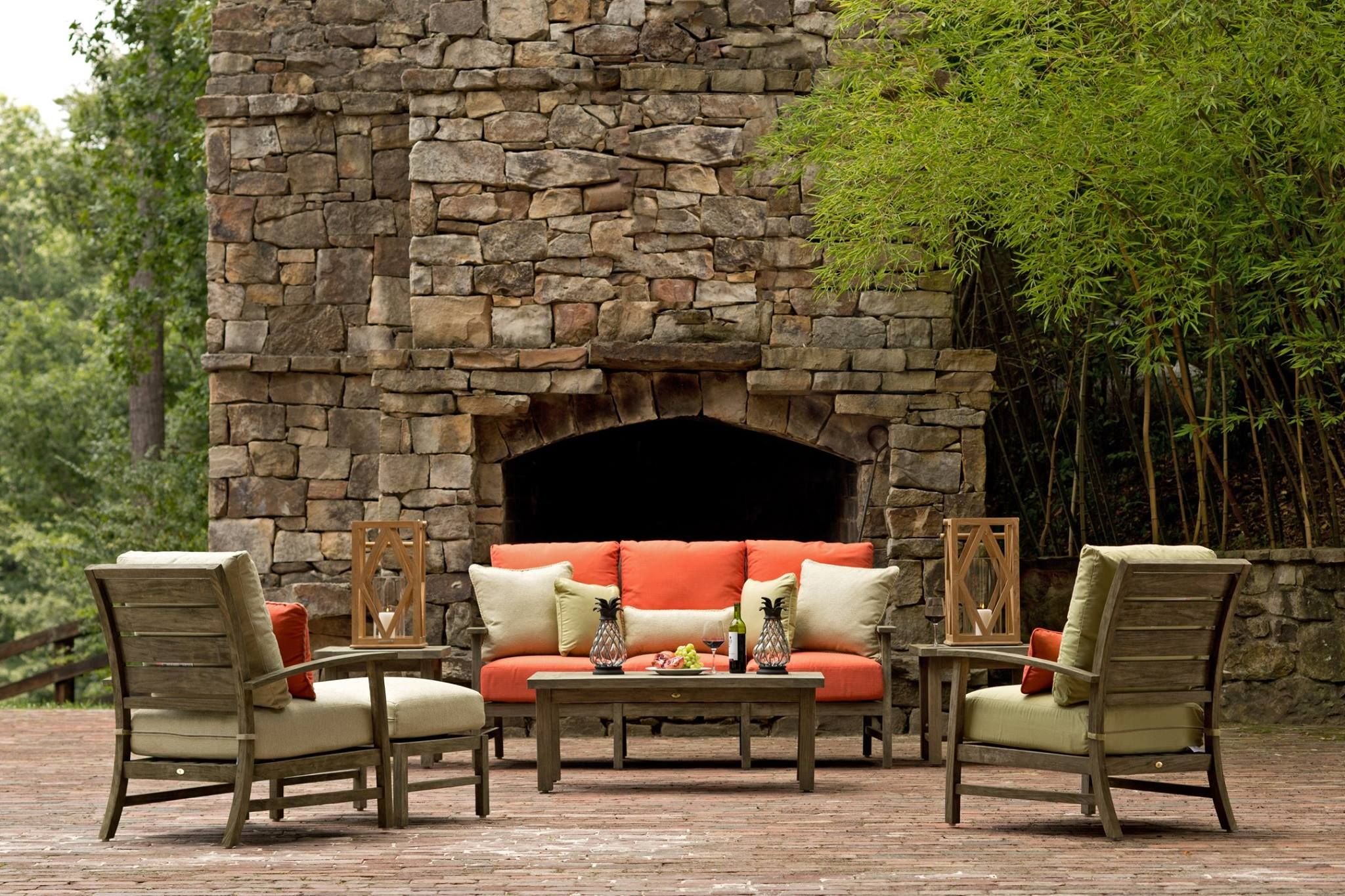Summer Classics Charleston Collection Outdoor Furniture Outdoor