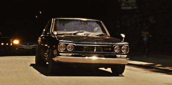 Brians Nissan Hakosuka Gt R In Fast Five 2011 To See More Nissans
