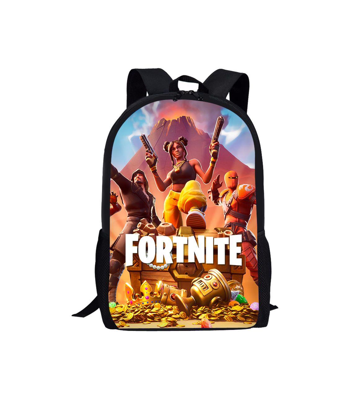 eec7bc6cf6b5 Fortnite Season 9 Backpack - Fortnite School Bag - Fortnite Bag in ...