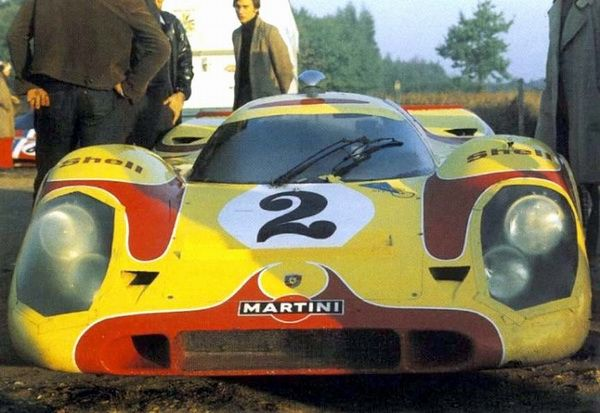 #021 at Montlhery 1970
