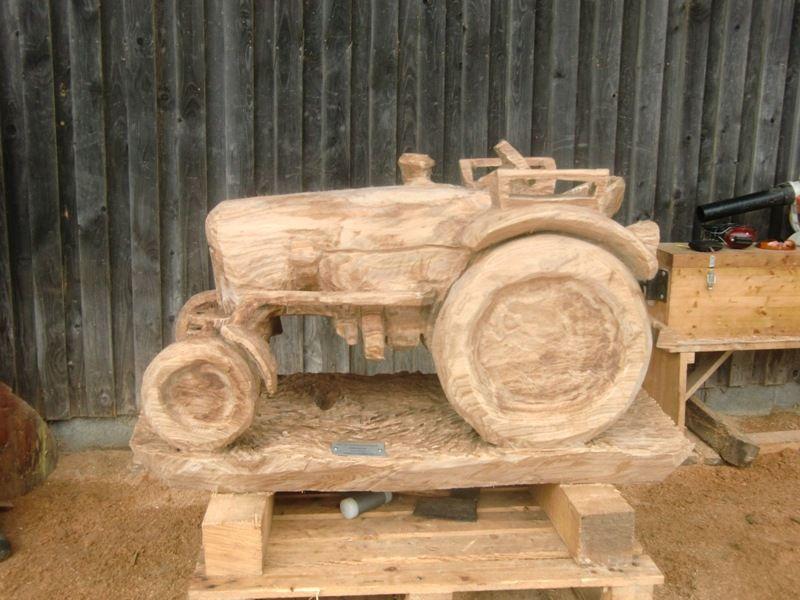 felix kroi my art motors gen chainsaw carving und. Black Bedroom Furniture Sets. Home Design Ideas