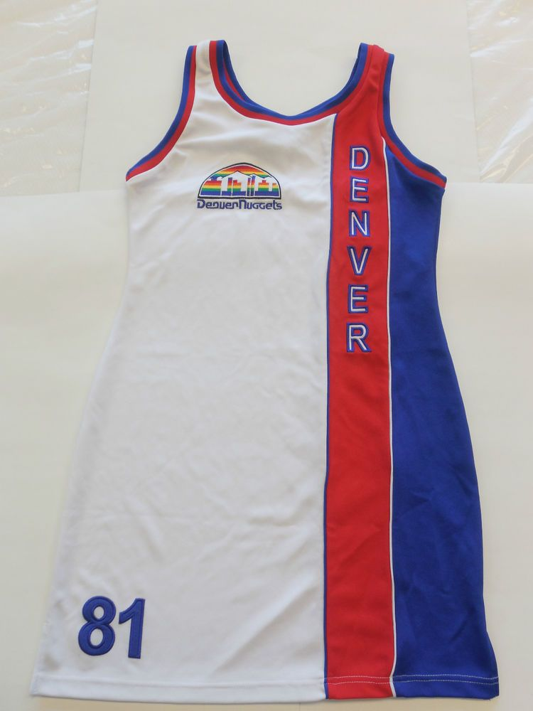 size 40 fe9d5 87f30 denver-nuggets-jersey-dress