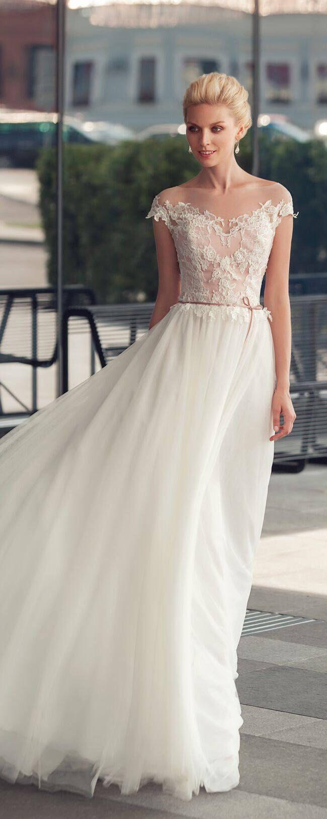 Ivory lace dress boho wedding dress lace dress bohemian wedding