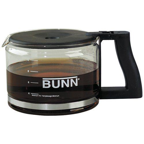 Bunn Carafe Glass With Black Handle Lid W Bunn O Matic Http