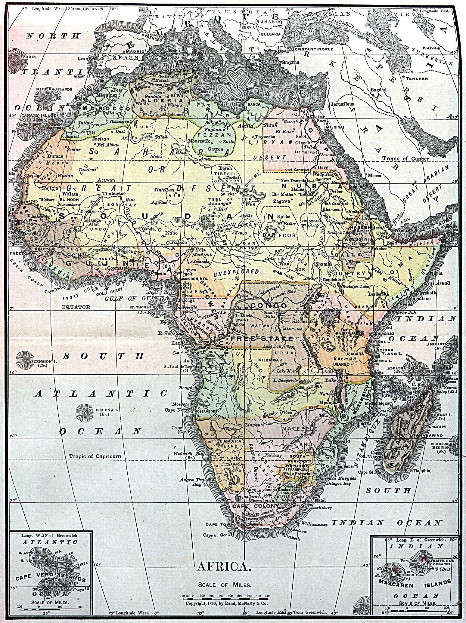 Old political map of africa map project pinterest africa old political map of africa gumiabroncs Choice Image