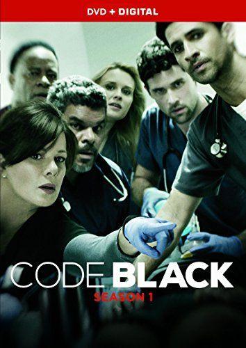 Code Black: Season 1 PARAMOUNT… | Movies/Tv Shows | Code black tv