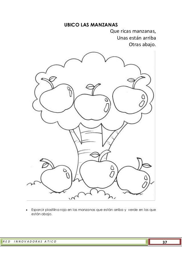 Cuaderno De Matematica 4 Anos Actividades Espaciales Para Ninos Hojas De Trabajo Preescolar Actividades Espaciales