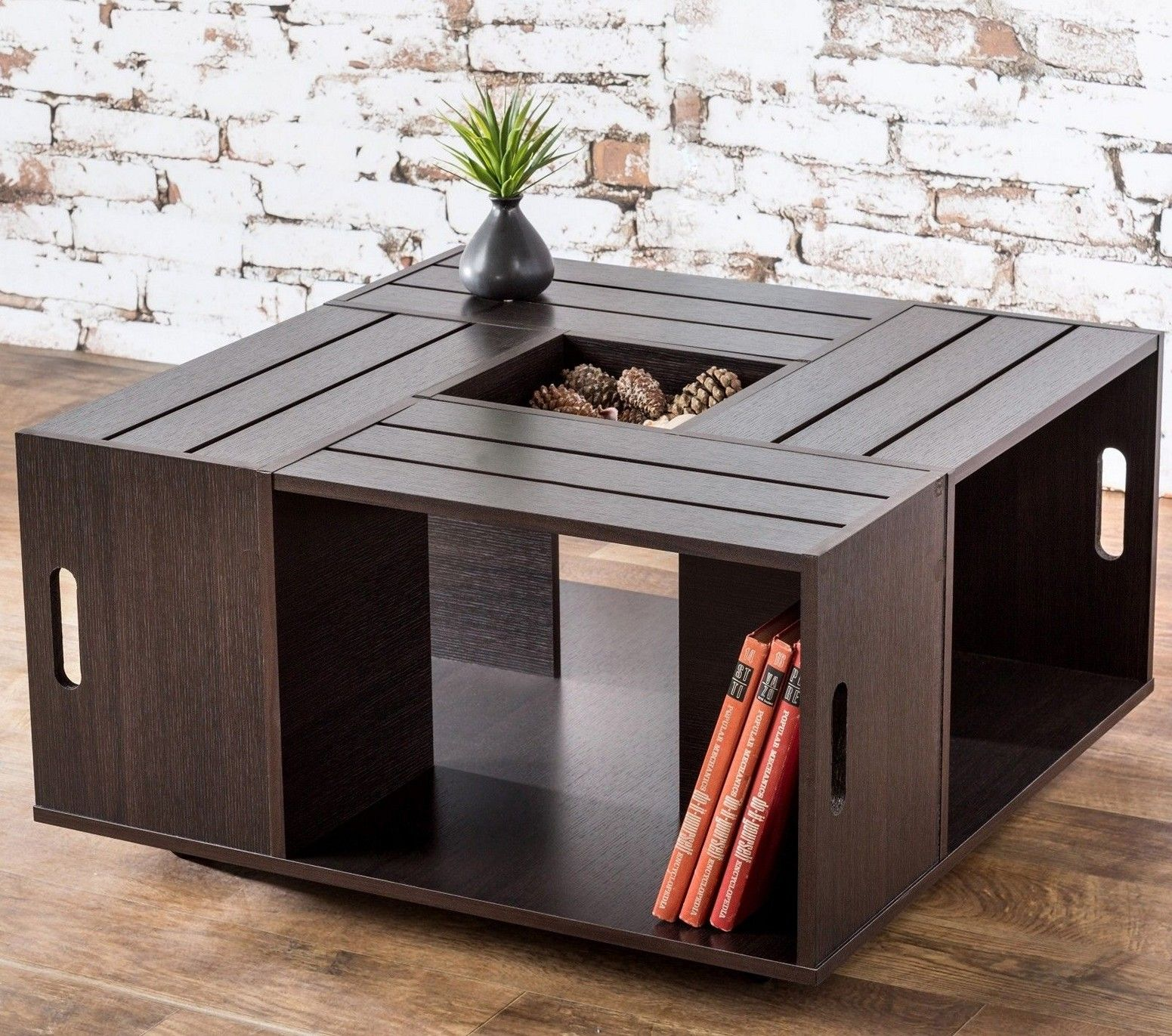 Wine crate coffee table dimensions rascalartsnyc wine crate coffee table dimensions ideas diy refurbish geotapseo Choice Image