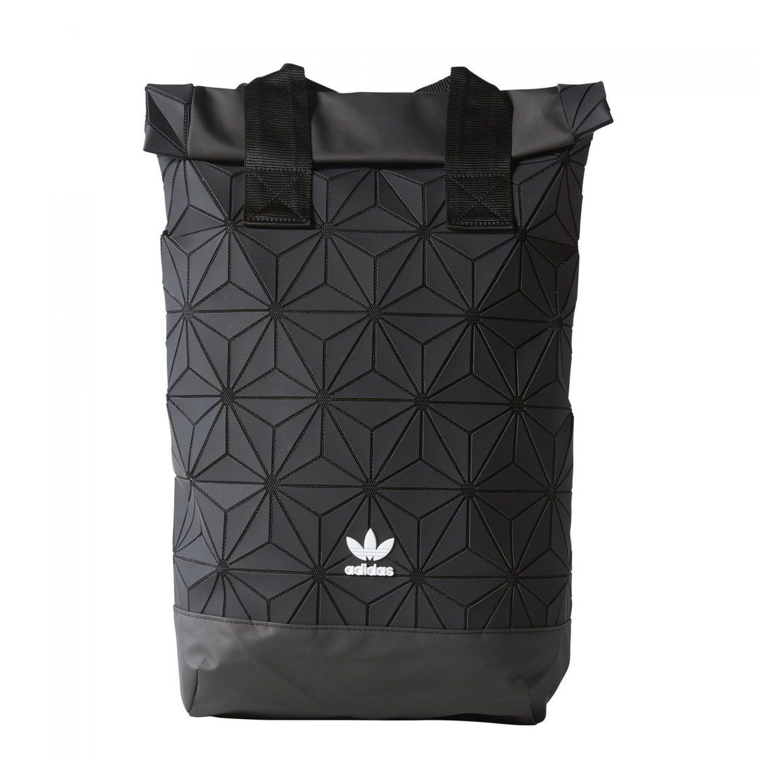 Adidas 3d Roll Top Mesh Backpack Crossover By Issey Miyake Mesh Backpack Adidas Backpack Top Backpacks