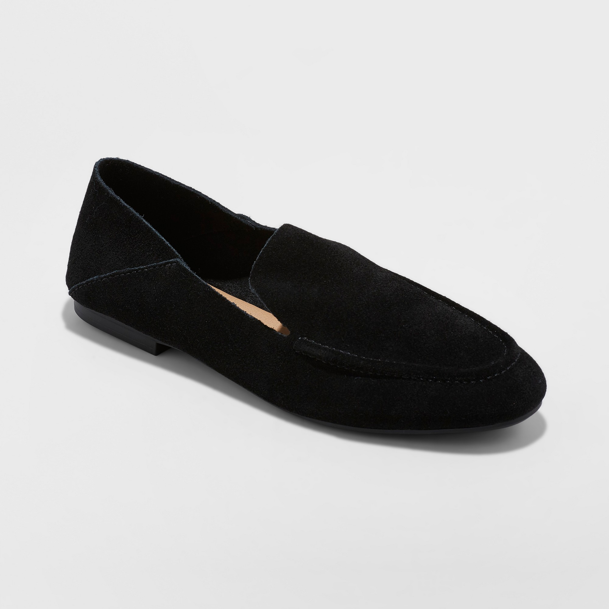 997841f8b Women's Jisela Collapsible Back Loafers - A New Day Black 8.5 ...