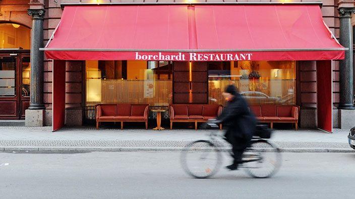 Restaurant Borchardt Restaurant Mittagstisch Deutsche Kuche
