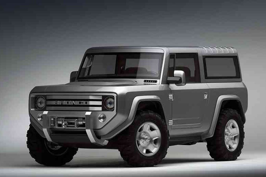 Toyota Bronco 2020 Here S What To Expect From The 2020 Ford