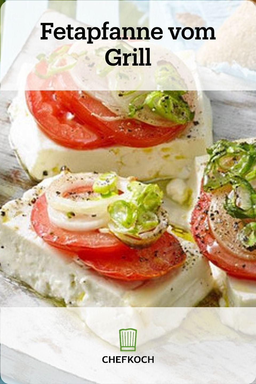 Photo of Fetapfanne vom Grill