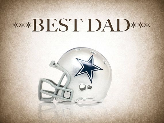 Personalized dallas cowboys best dad helmet photo printfathers personalized dallas cowboys best dad helmet photo printfathers days ideafathers day gift negle Gallery