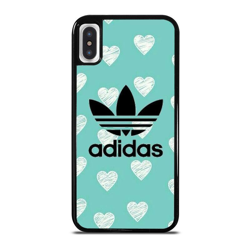 competitive price f9e92 00375 ADIDAS LOVE iPhone X / XS Case Cover di 2019 | iPhone X / XS Case