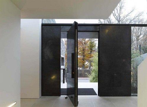 Minimalist door design for modern home / Piippa.COM & Minimalist door design for modern home / Piippa.COM | Casa ...