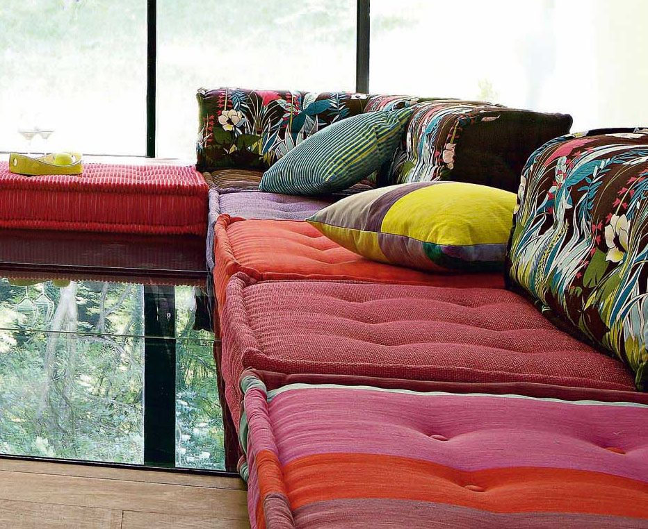 Have long adored the roche bobois modular sofas design for Mah jong modular sofa replica