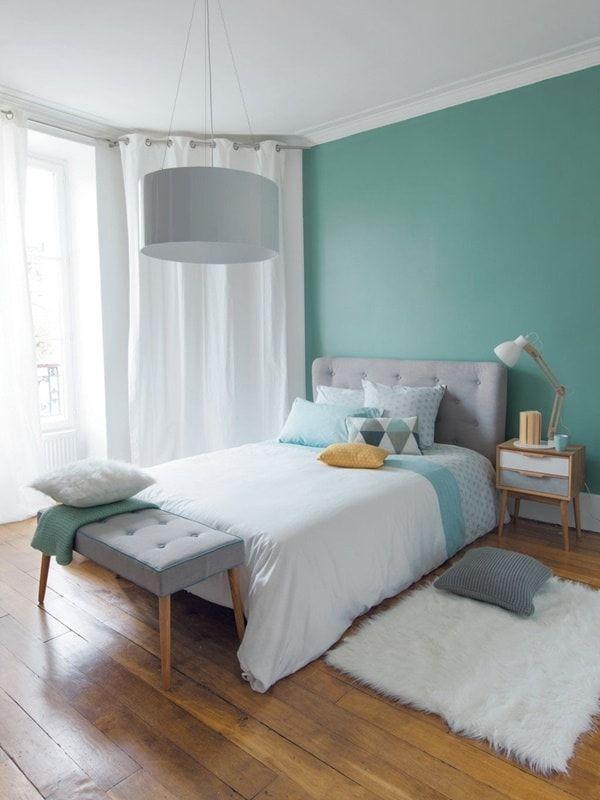 Colores fríos para dormitorios. Colores para habitaciones. | Paredes ...