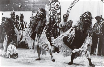 Tlingit Potlatch