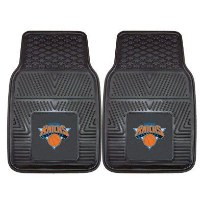 Fanmats NBA 18 x 27 in. Vinyl Car Mat - 9358