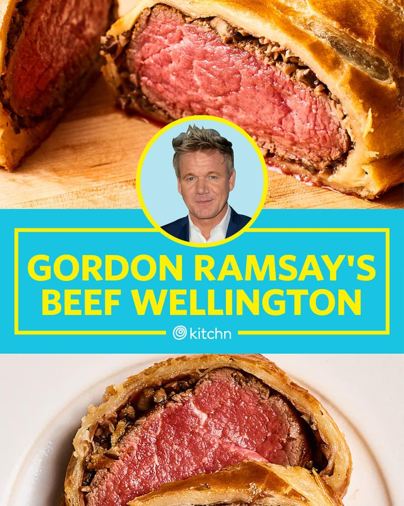 I Made Gordon Ramsay S Famous Beef Wellington And Here S What You Should Know Beef Wellington Recipe Gordon Ramsay Beef Wellington Beef Wellington