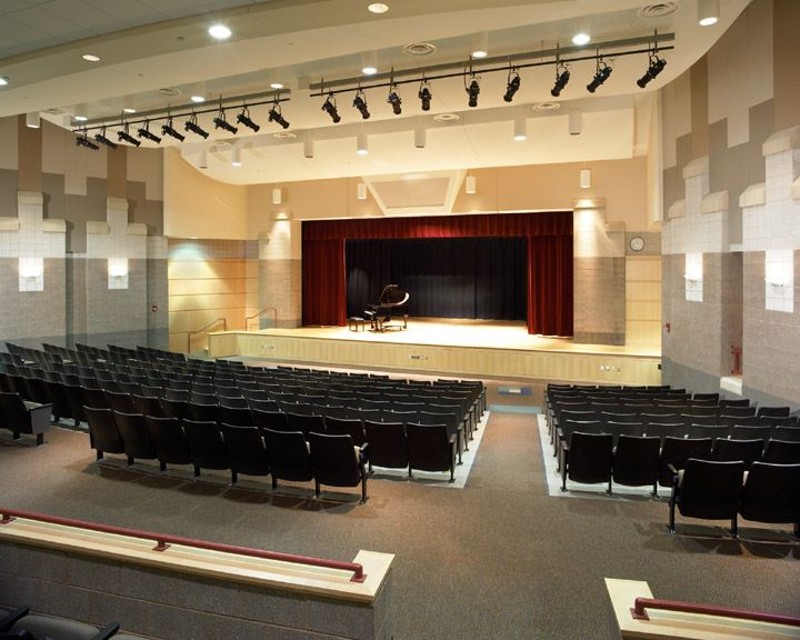 This auditorium is big enough for my school and the for Auditorium stage decoration