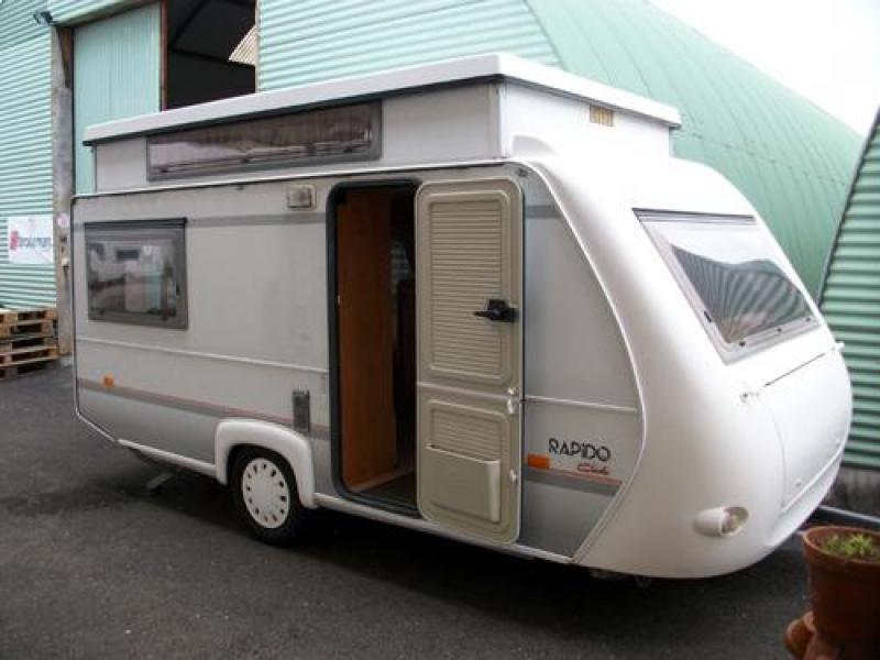 caravane rapido club 38 de l 39 ann e 1997 caravanes rapido pinterest caravane rapido. Black Bedroom Furniture Sets. Home Design Ideas