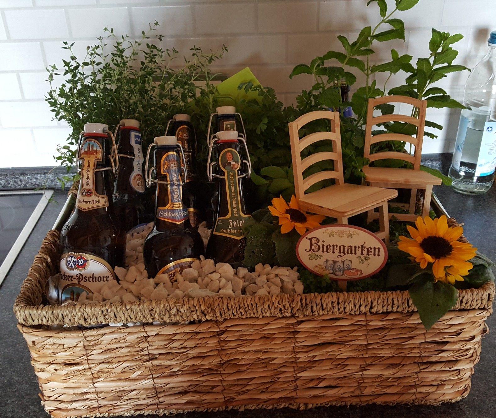 Biergarten Geschenk Für Männer 40 Geburtstag Geschenke