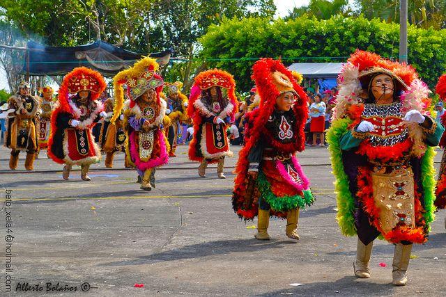Convite; manifestation of Guatemalan culture. | Culture