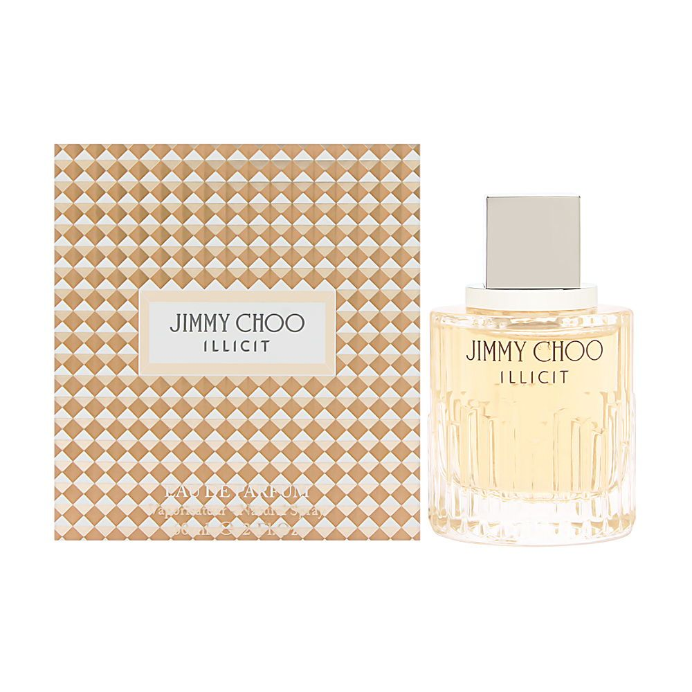 Illicit by jimmy choo for women edp 60ml women fragrance