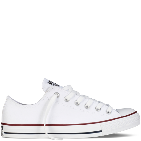 Converse Chuck Taylor All Star OX Optical White Size: 7.5 US Mens