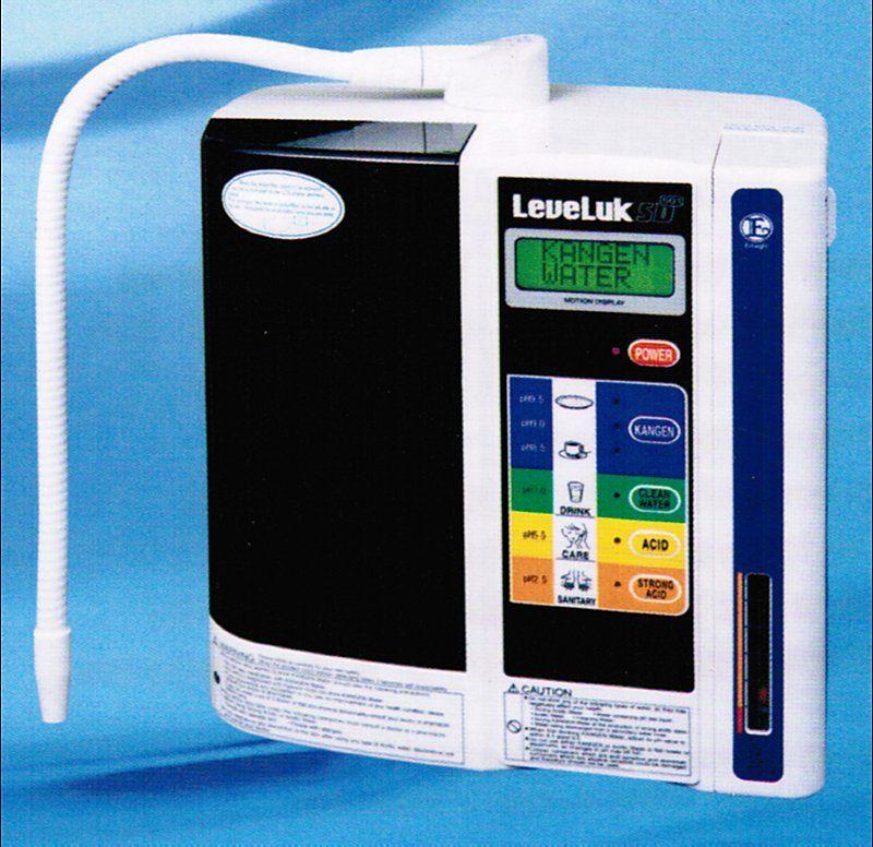 Kangen Water murni, bebas dari zat kimia. Mengandung