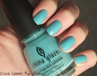 Tiffany Nail Polish By China Glaze