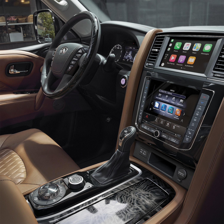 Pin By Infiniti Canada On Infiniti Crossovers Suvs In 2020 Luxury Suv Infiniti Apple Car Play
