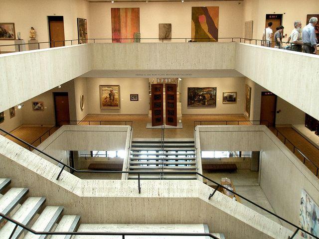 Chazen Museum of Art, Madison, Wisconsin by hanneorla, via Flickr