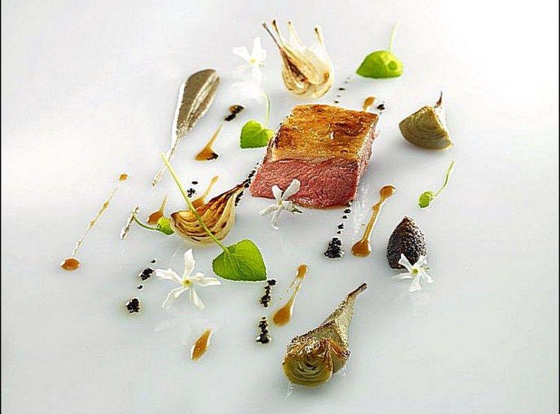 Visions Gourmandes Les Chefs S Exposent Visions Gourmandes L Art De Dresser Et Presenter Une Assiette Comme Un Chef De La Gastronomie Mondiale Art Voedsel